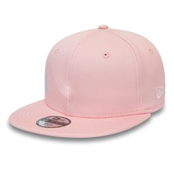 New Era Wordmark Essential Kids Pink 9FIFTY Cap
