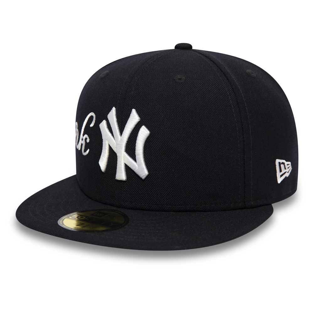 Gorra New York Yankees Pizza Chef 59FIFTY, azul marino
