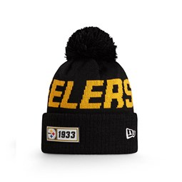 Gorro de punto Pittsburgh Steelers On Field
