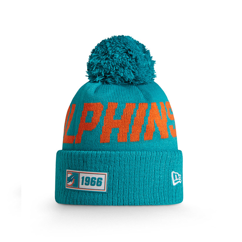 Miami Dolphins On Field Knit