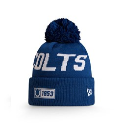 Gorro de punto Indianapolis Colts On Field