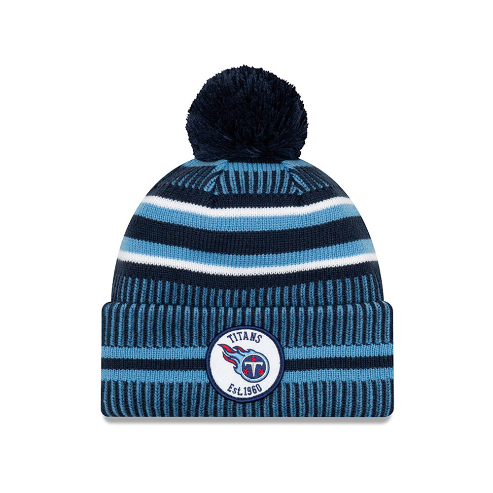Bonnet Tennesse Titans en maille on field home