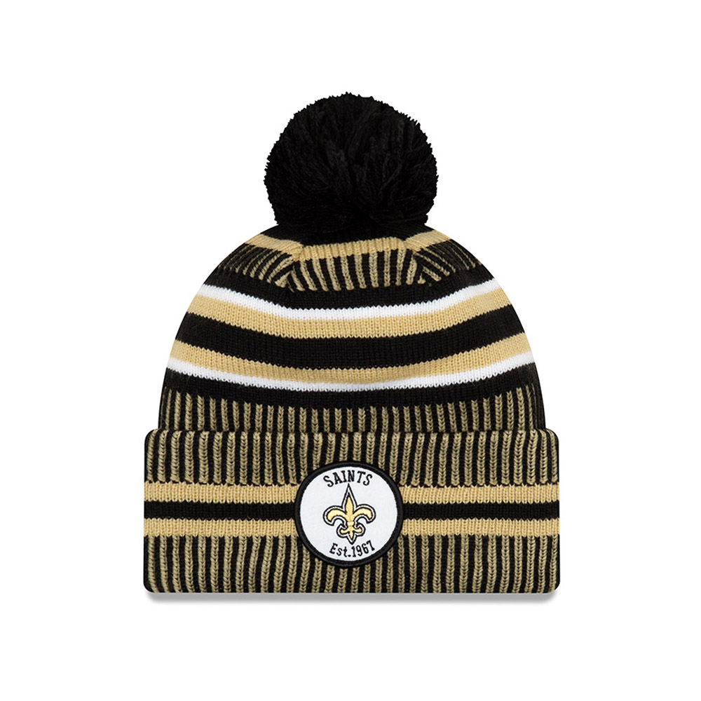New Orleans Saints On Field Home Knit