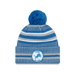 Detroit Lions On Field Home Knit