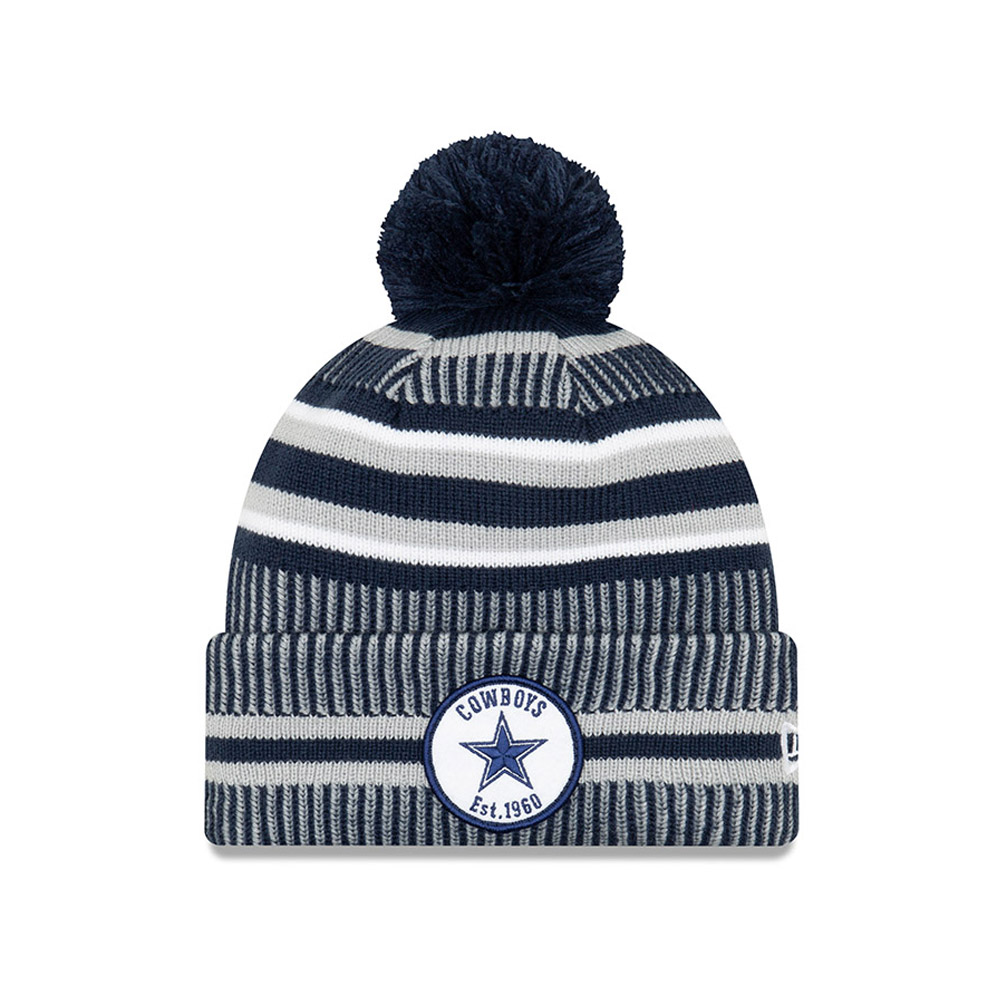 Dallas Cowboys – On Field Home – Beanie