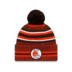 Cleveland Browns – On Field Home – Beanie