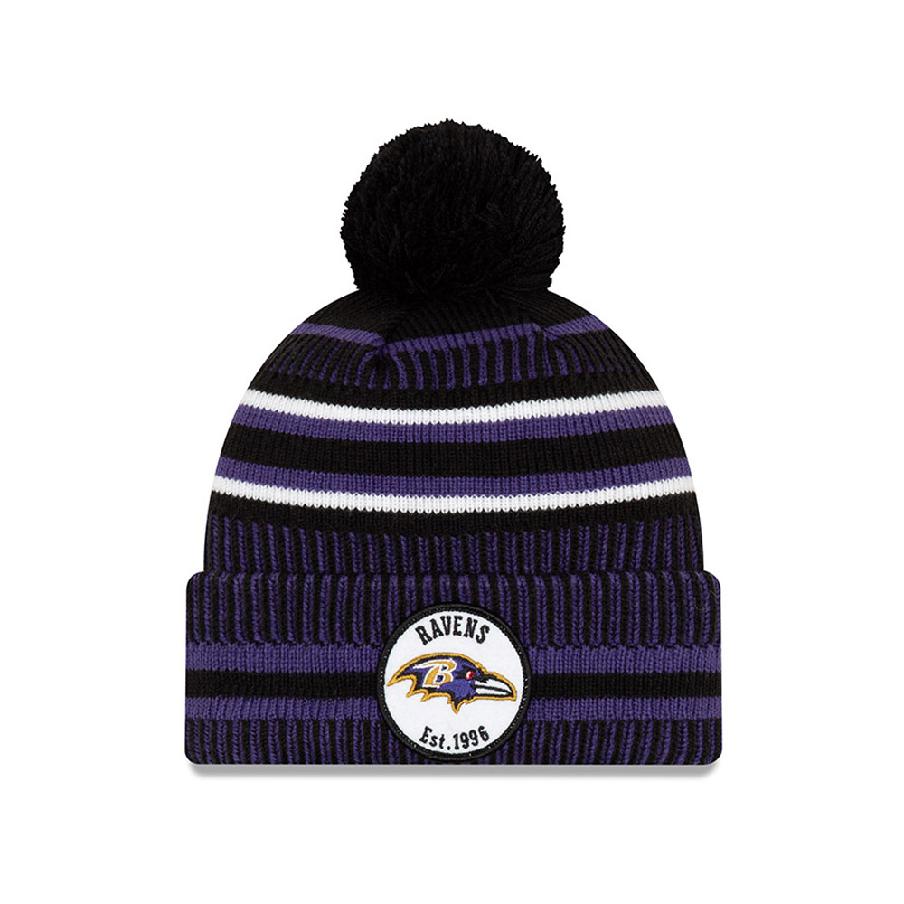 Baltimore Ravens On Field Knit