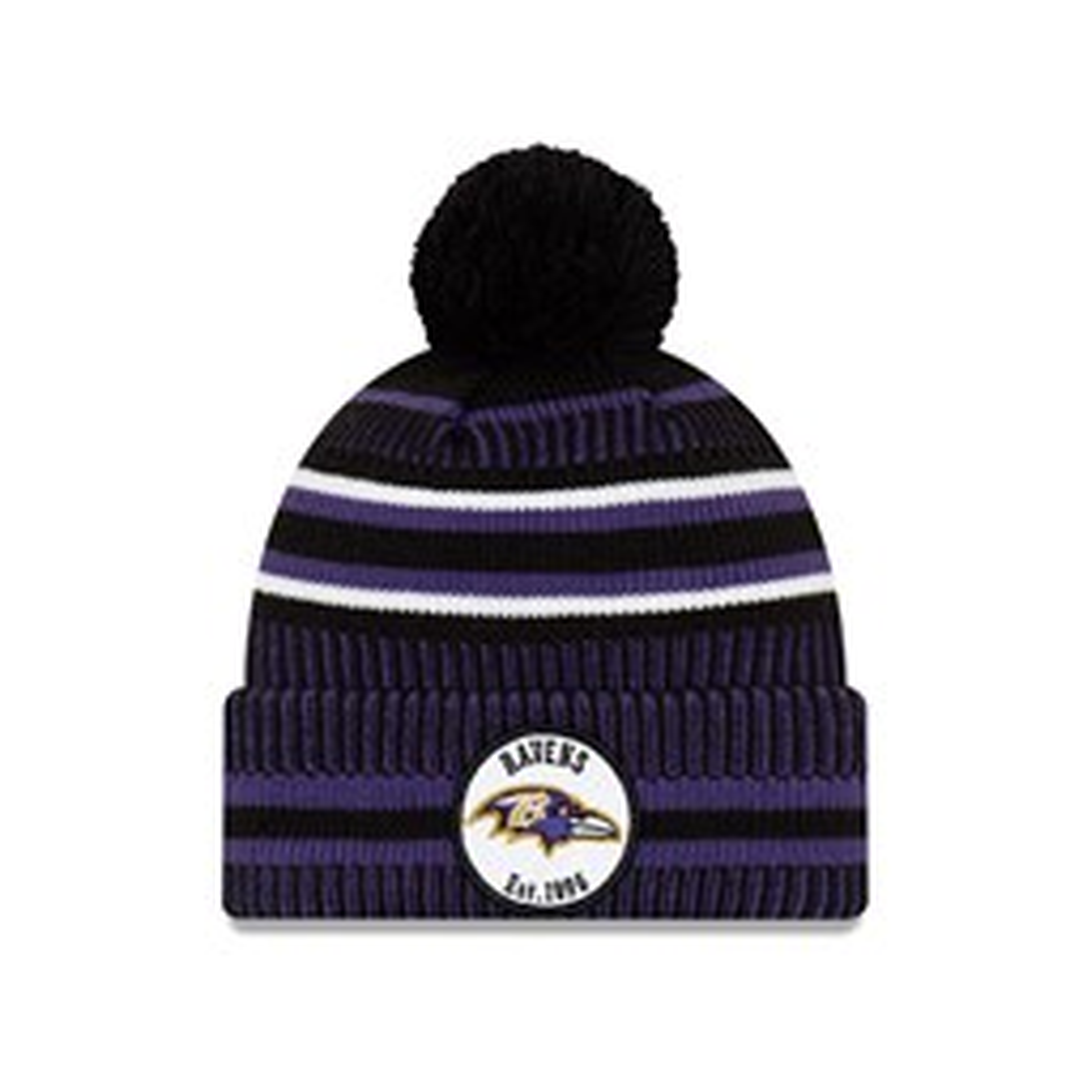 Gorra de punto Baltimore Ravens On Field