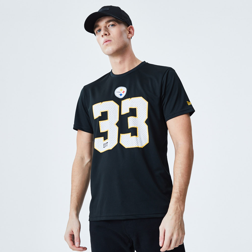Pittsburgh Steelers Black Tee