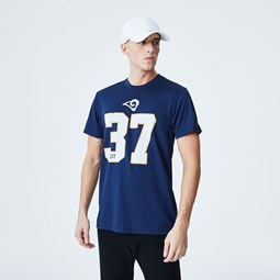 T-shirt bleu - Los Angeles Rams