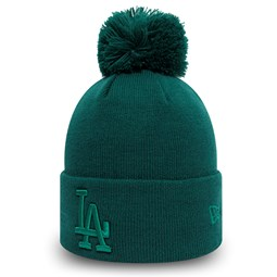 Los Angeles Dodgers Womens Teal Bobble Knit