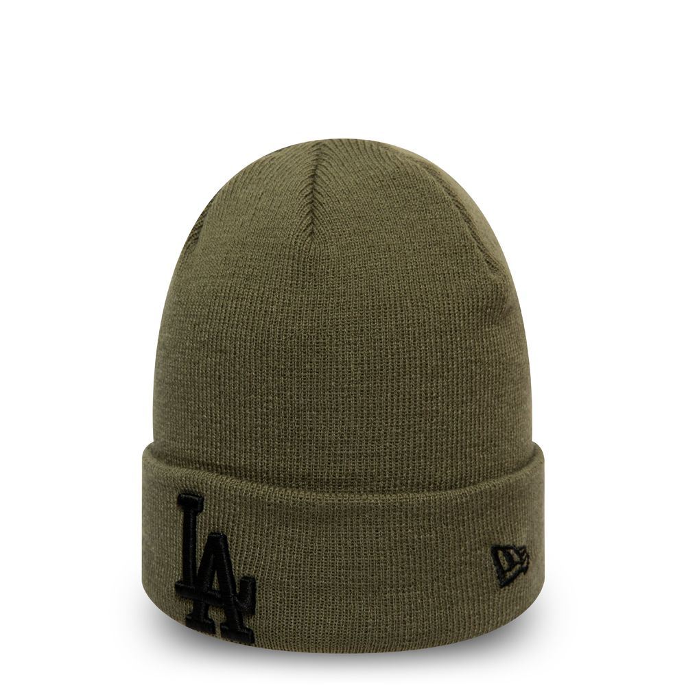 Los Angeles Dodgers Essential Green Cuff Knit