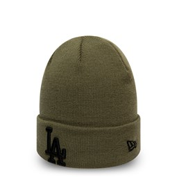 Los Angeles Dodgers – Essential Cuff-Beanie in Grün
