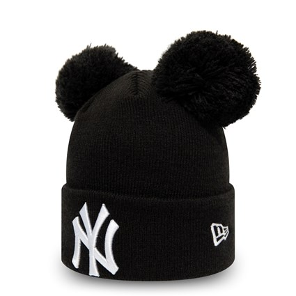 New York Yankees Kids Double Bobble Knit