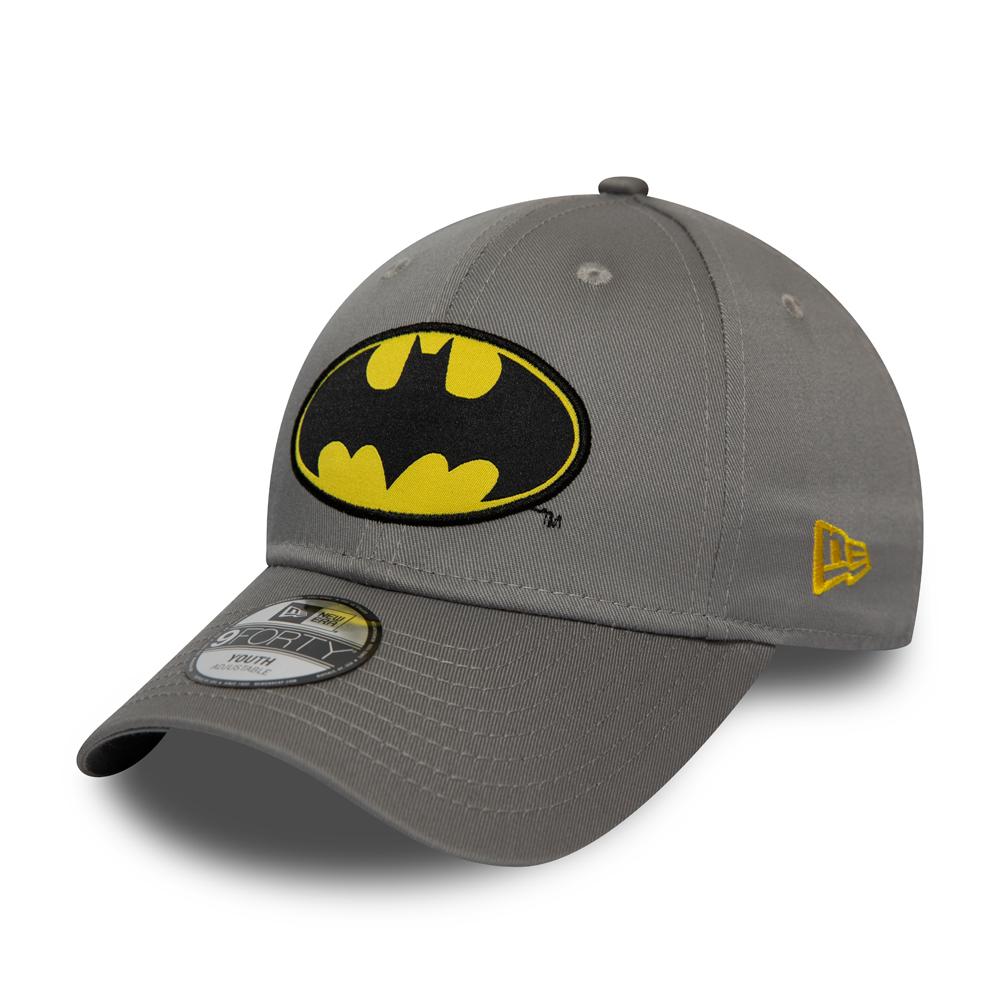 Casquette Batman9FORTY grise pour enfant