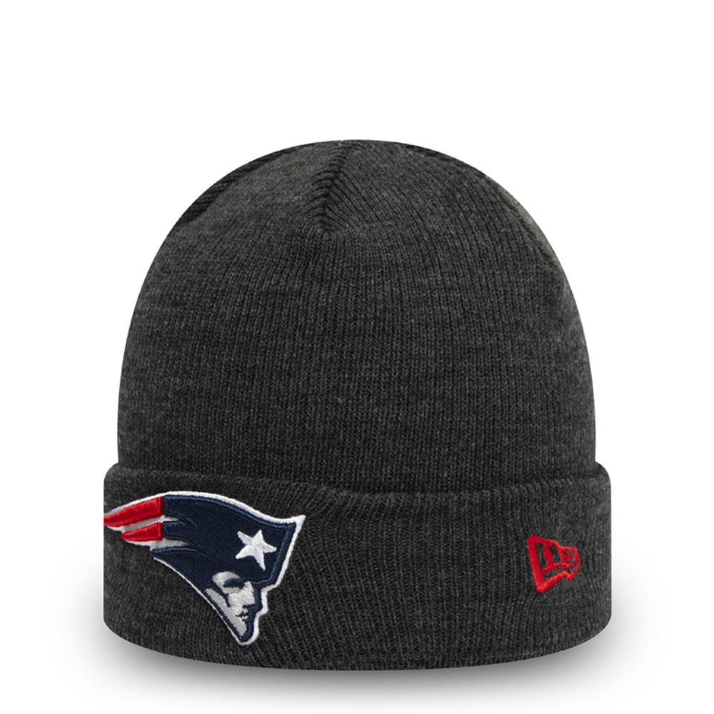 Tricot New England Patriots Essential gris enfant