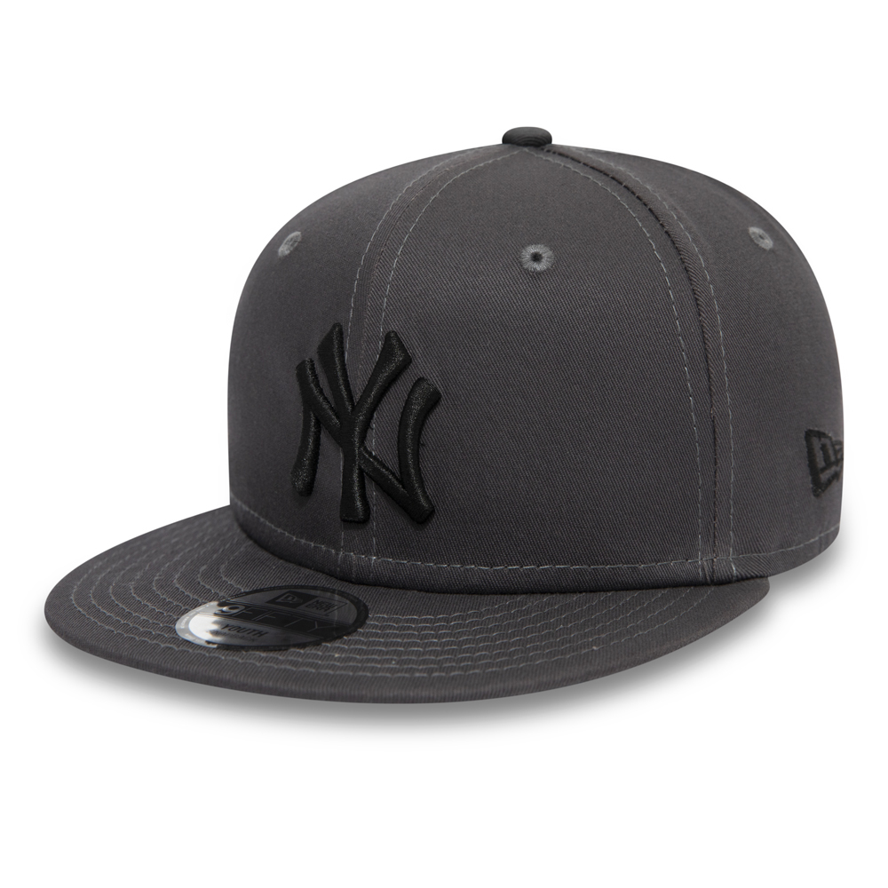 Casquette 9FORTY New York Yankees Essential gris enfant