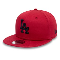 Los Angeles Dodgers Kids Essential Red 9FIFTY Cap