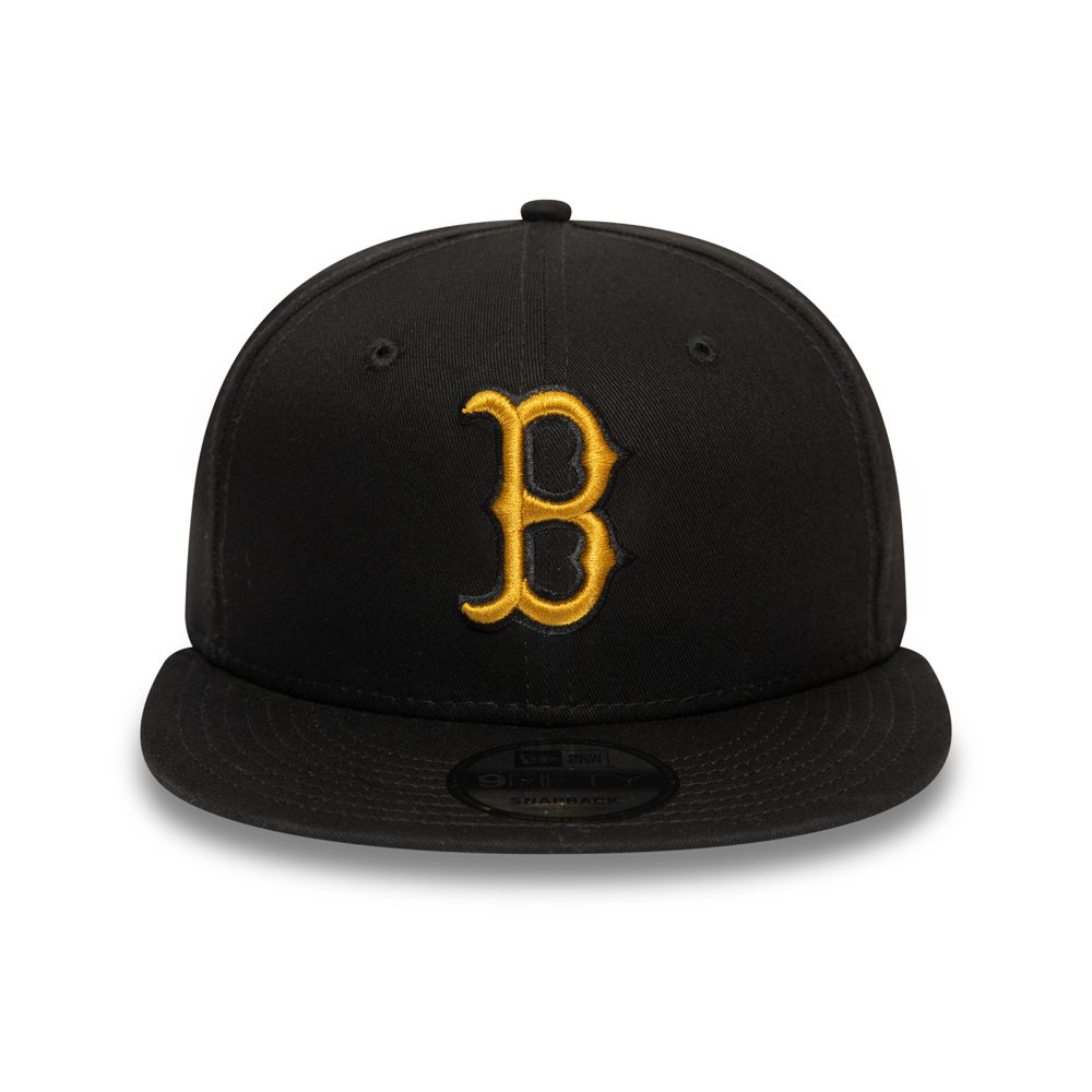 Boston Red Sox Essential Black 59FIFTY Cap