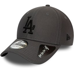 Los Angeles Dodgers Grey 39THIRTY Cap