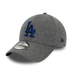 Los Angeles Dodgers Jersey Essential Grey 39THIRTY Cap