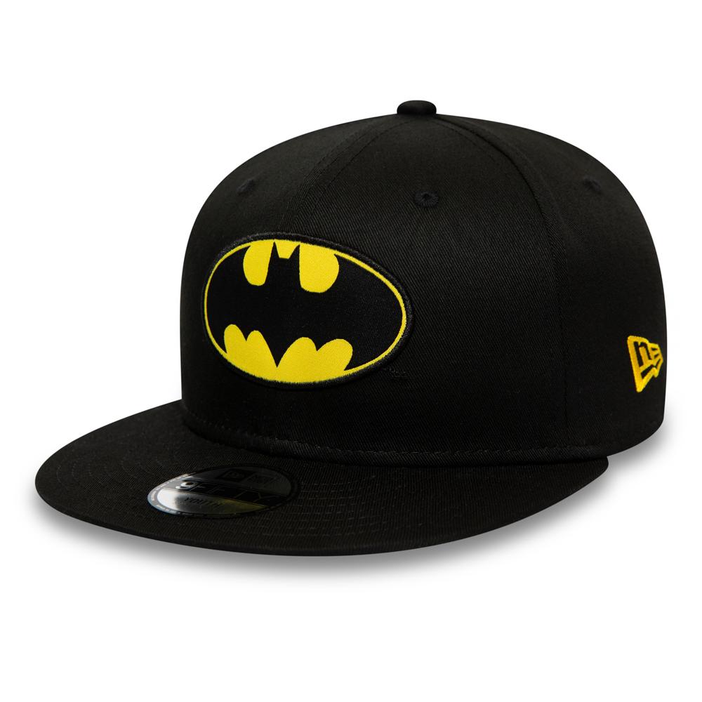 Casquette 9FIFTY personnage de Batman enfant noir