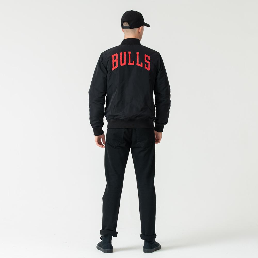Bomber nero dei Chicago Bulls