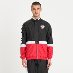 Chicago Bulls Colour Block Track Jacket