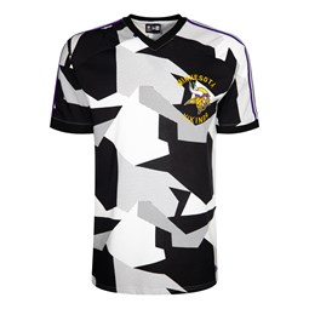 NFL – Minnesota Vikings – T-Shirt – Camouflage