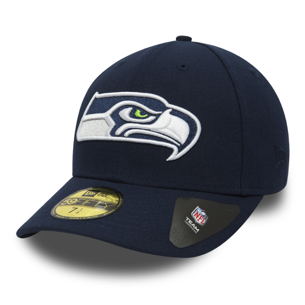Seattle Seahawks Team Classic Low Profile 59FIFTY