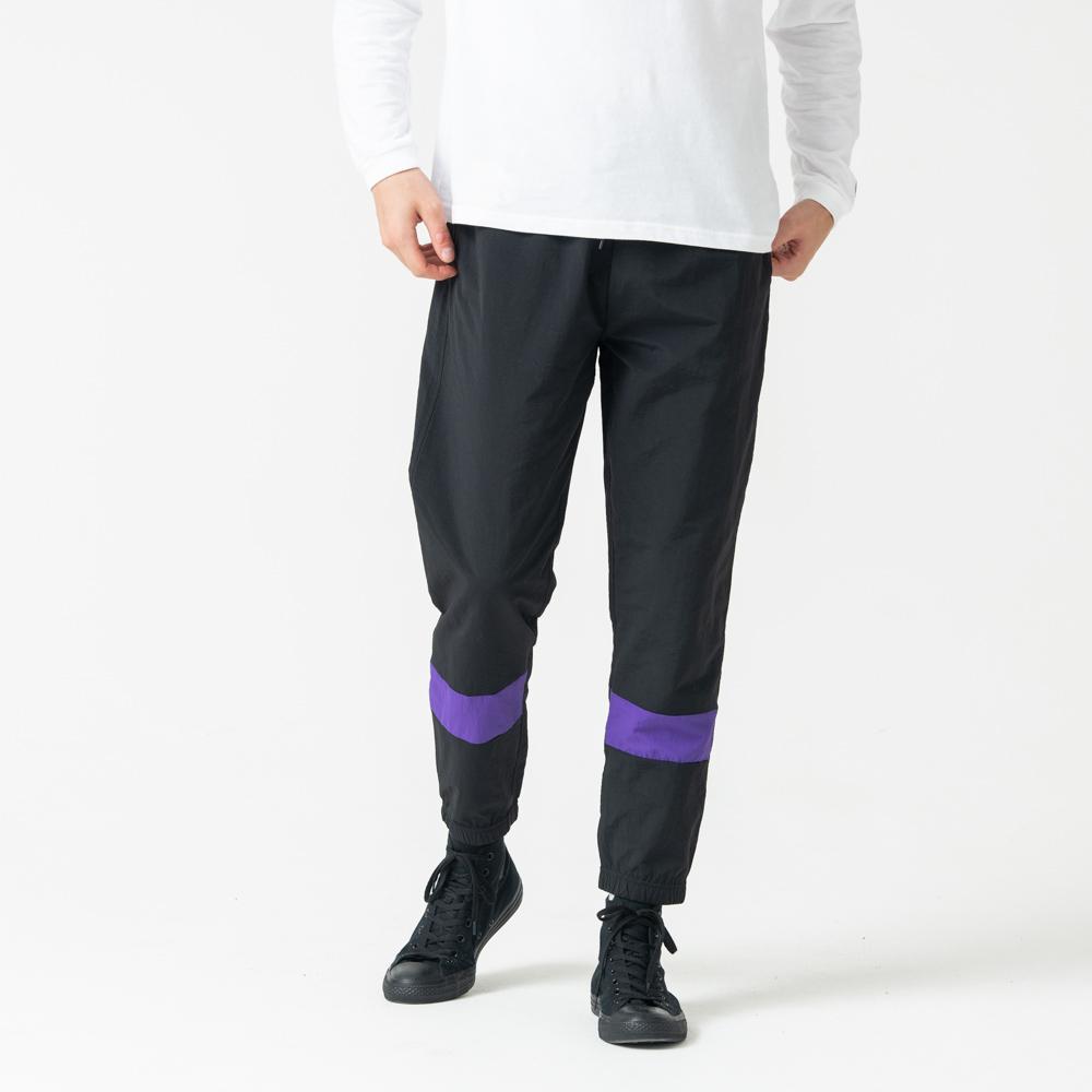 Pantalon de survêtement violet Los Angeles Lakers