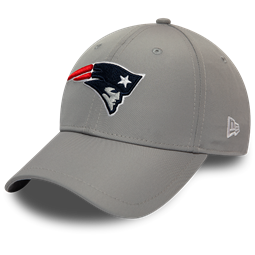 New England Patriots Winter Script Grey 9FORTY Cap