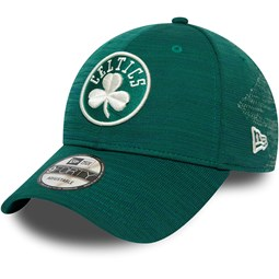 Boston Celtics Engineered Fit Green 9FORTY Cap