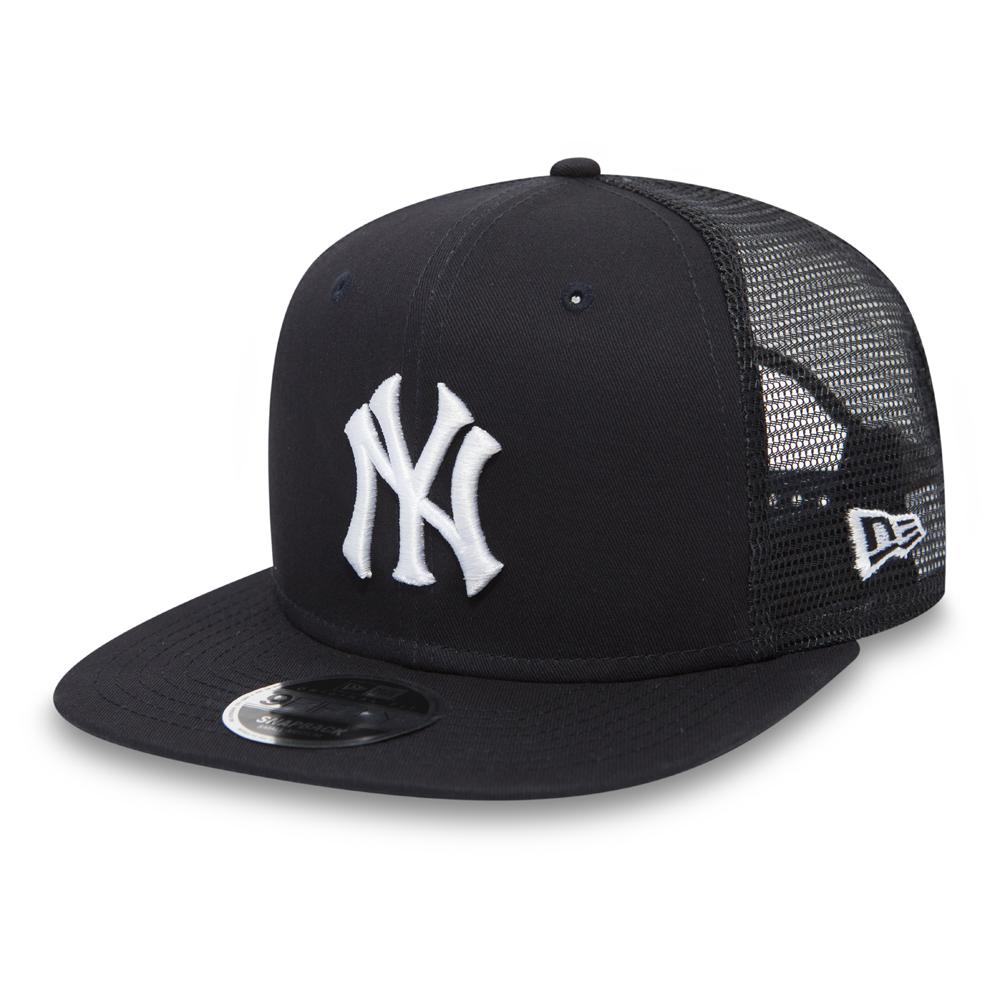 NY Yankees 9FIFTY Truckerkappe mit Netzmaterial Original Passform
