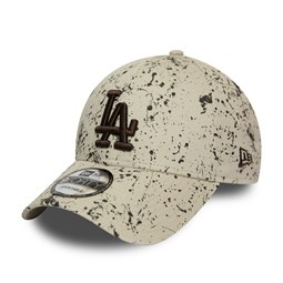 Los Angeles Dodgers Painted White 9FORTY Cap