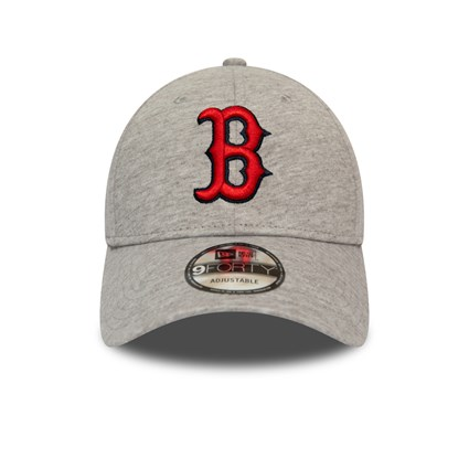 Boston Red Sox Jersey Essential Grey 9FORTY Cap