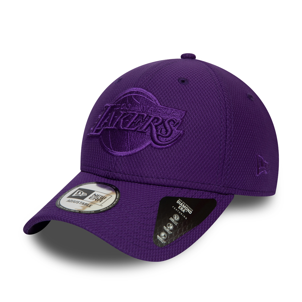 Cappellino 9FORTY viola dei Los Angeles Lakers