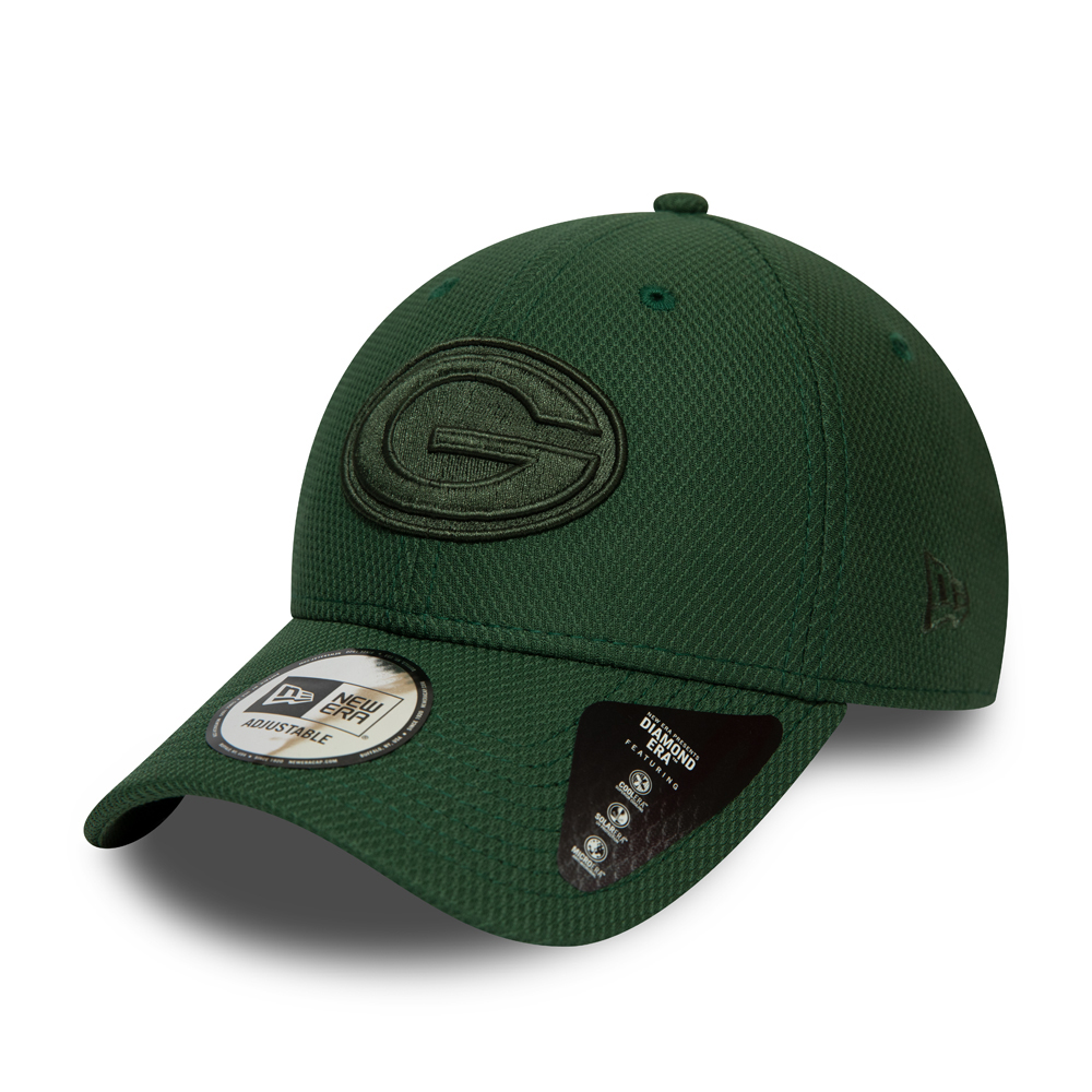 """Green Bay Packers – 9FORTY-Kappe """"Mono"""" in Grün"""