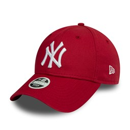 Cappellino 9FORTY donna New York Yankees Essential rosso
