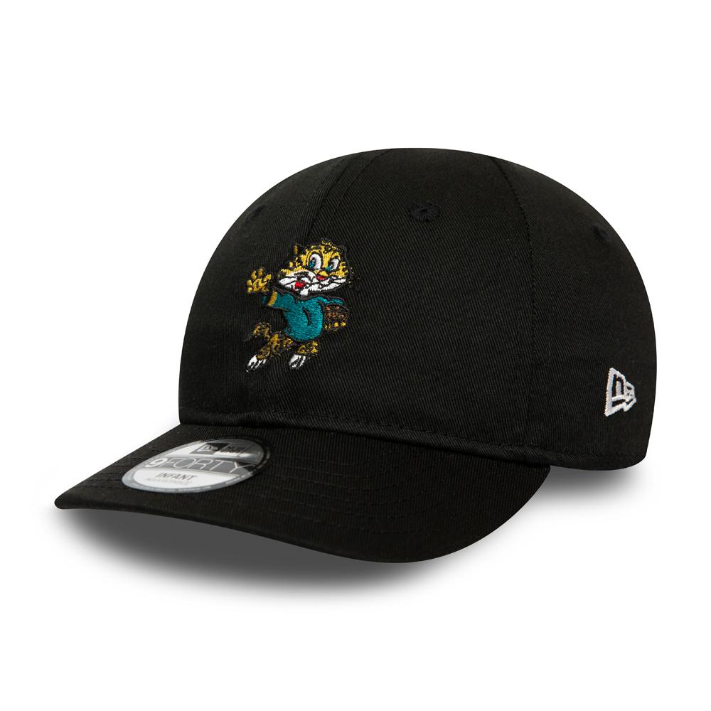 Gorra Jacksonville Jaguars Mascot 9FORTY, bebé, negro