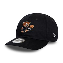 Gorra Chicago Bears Mascot 9FORTY, bebé, negro