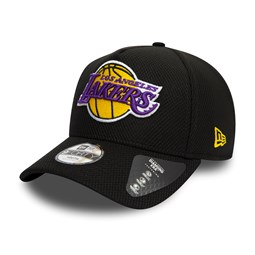 Casquette Trucker Los Angeles Lakers fond noir enfant