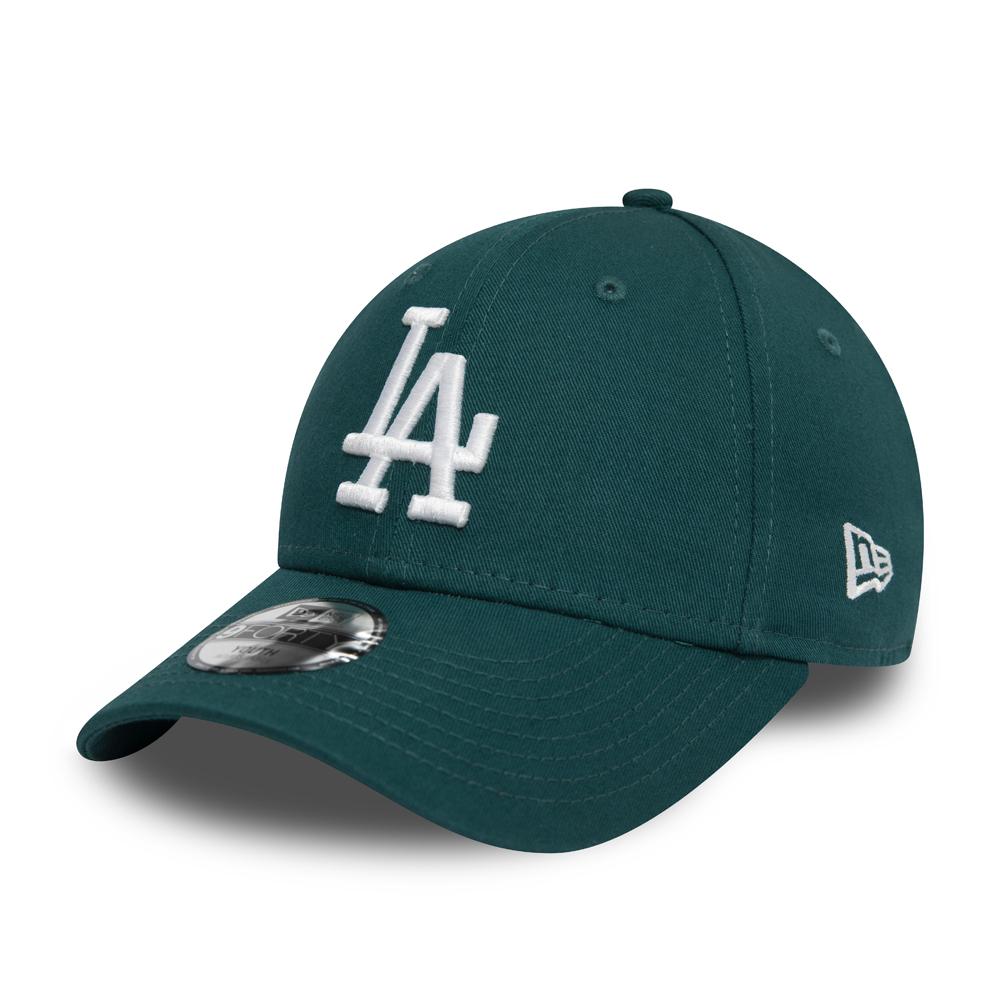 Los Angeles Dodgers – Essential – 9FORTY – Kappe für Kinder in Grün