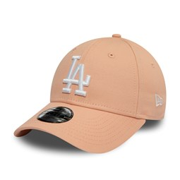 Gorra Los Angeles Dodgers Essential 9FORTY niño, rosa
