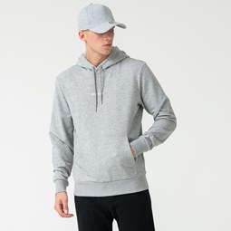 New Era Essential Grey Pullover Hoodie