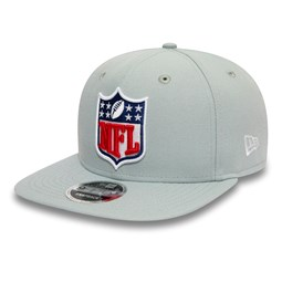 NFL Shield 9FIFTY Original Fit, gris