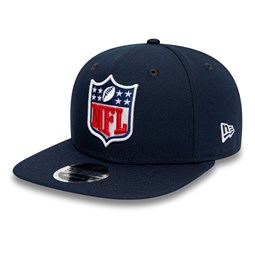 NFL Shield 9FIFTY Original Fit, azul marino