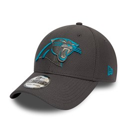 Gorra Carolina Panthers 39THIRTY. gris