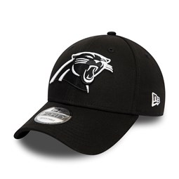 Gorra Carolina Panthers 9FORTY, negro