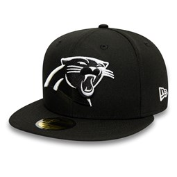 Gorra Carolina Panthers 59FIFTY, negro
